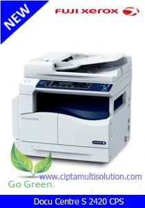 Jual mesin Fotocopy Fuji-Xerox-DC-S2420-CPS