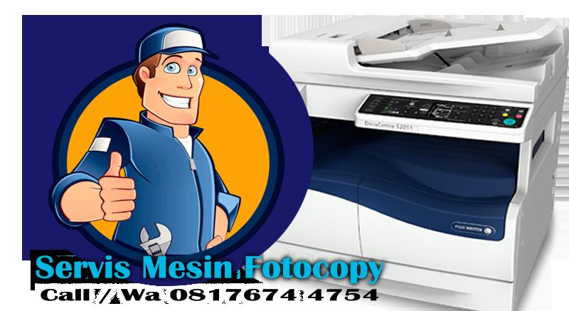 Servis Mesin fotocopy xerox