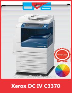 Xerox DC IV C 3370 Ciptamultisolution